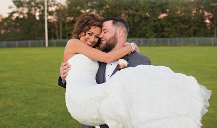Taryn & Justin - photos by Dave and Pring Photography