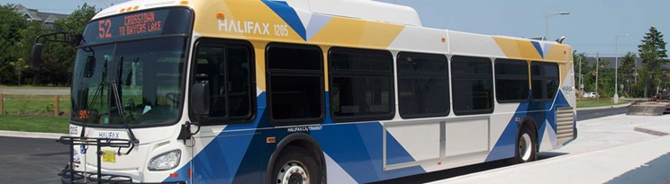 The transit union says the new regulations will increase people standing on buses. HALIFAX.CA