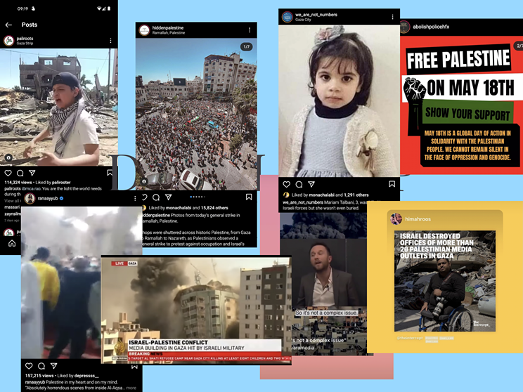 Images from Palestine fill our social media feeds—making an oft ignored conflict harder to feign ignorance about.