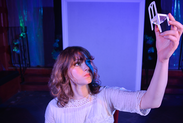 How the Light Lies (On You), one of the most innovative offerings in what's been a boundary-pushing year for Halifax Theatre, comes to STAGES fest Friday. KIRSTEN BRUCE