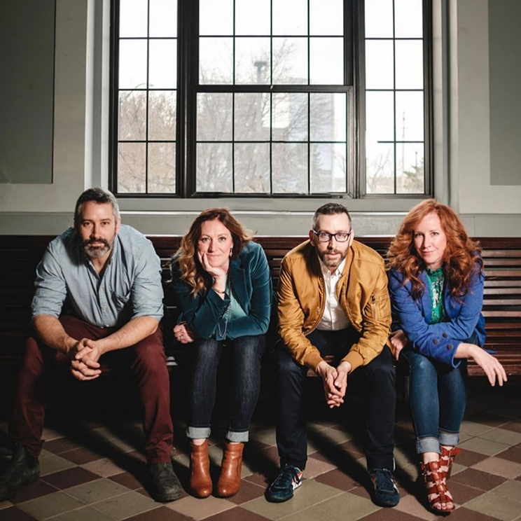 Beòlach is a beloved trad-roots four-piece from Cape Breton.
