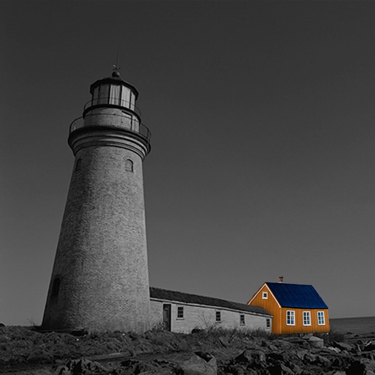 The Good House has more in common with The Lighthouse than its remarkably similar name.