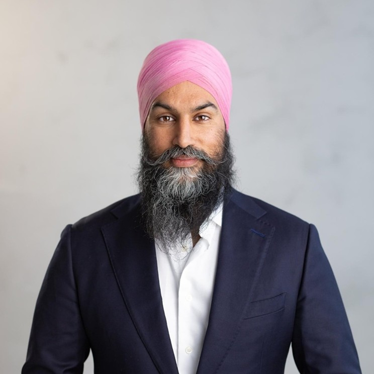 Jagmeet Singh says housing is the top concern he's heard from Canadians on the campaign trail.
