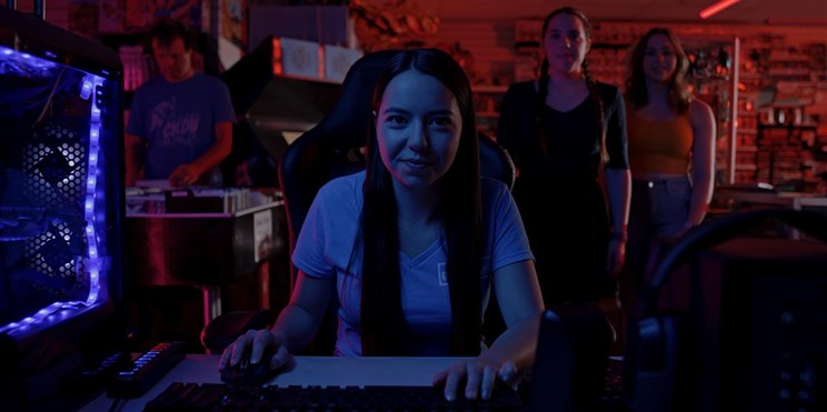 When Indigenous teen Adira discovers a love of online streaming, her ascent to professional status and Twitch celebrity-dom come in quick succession in Stream Me.