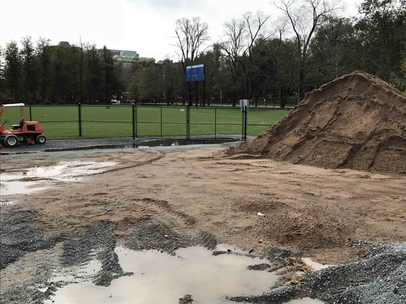 What the Wanderers Grounds looks like currently. - THE COAST