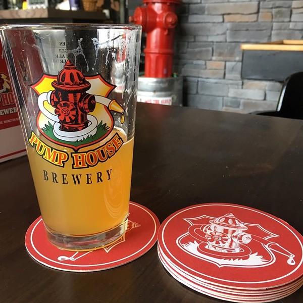 Pump House Brewery. - @DEARDUFF81 (INSTAGRAM)