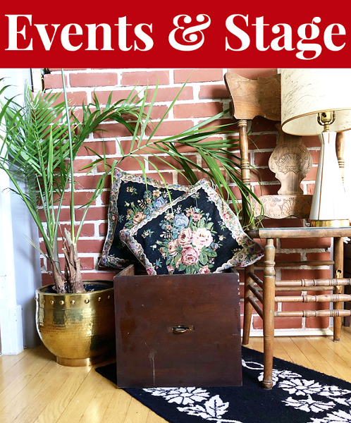 A Halifax Vintage Show helps make your Instagram-inspired interior ideas become reality with a two-day pop-up sale. - SUBMITTED PHOTO