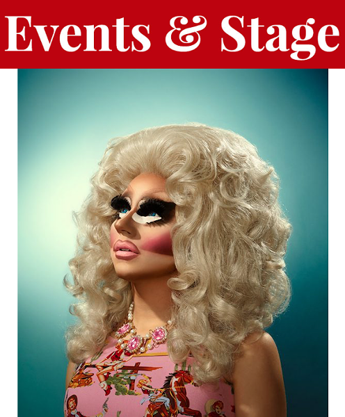 Trixie Mattel—a drag queen possibly even bigger than RuPaul—arrives in Halifax this weekend. - SUBMITTED PHOTO