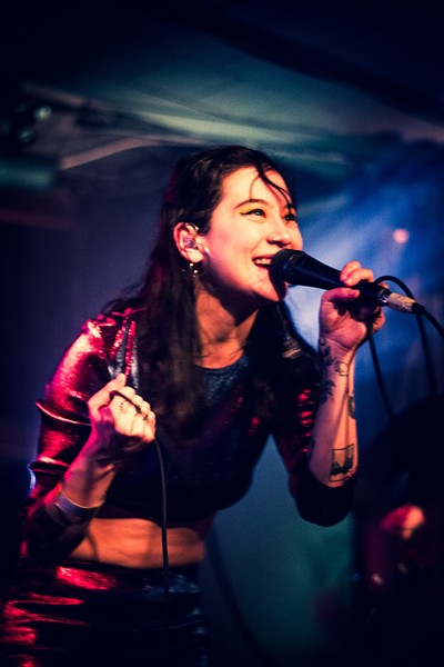 Japanese Breakfast's Halifax Pop Explosion set was mind-bendingly good. - MARY COLLIER PHOTO