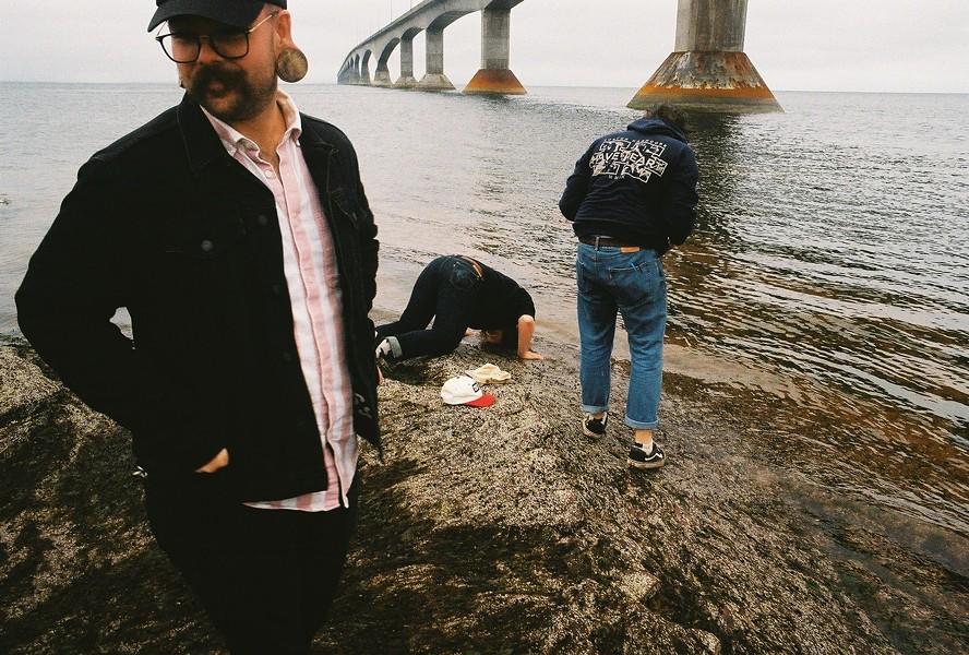 Botfly is Keegan Goodspeed, Sean Mcinnis and Dwayne Shanks. - HAYLEY FRAIL  PHOTO