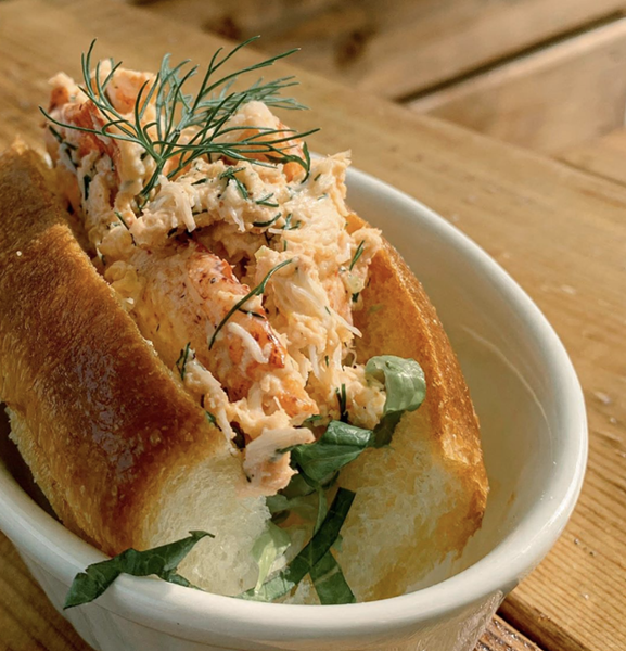 The Dear Friend lobster roll may not ever make a return, but there's good reason for that. - DEAR FRIEND INSTAGRAM