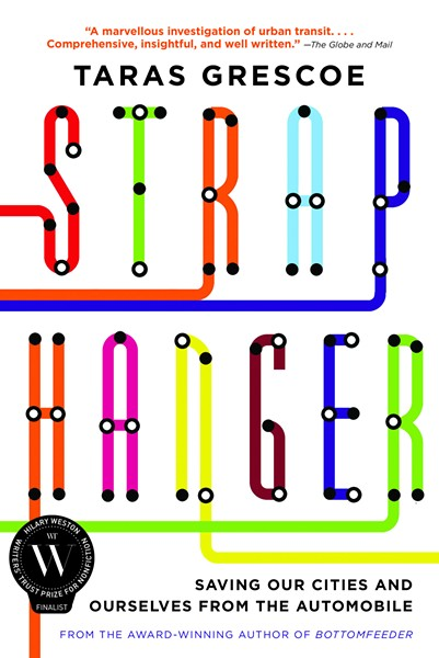 Straphanger: Saving Our Cities and Ourselves from the Automobile is available now from HarperCollins.