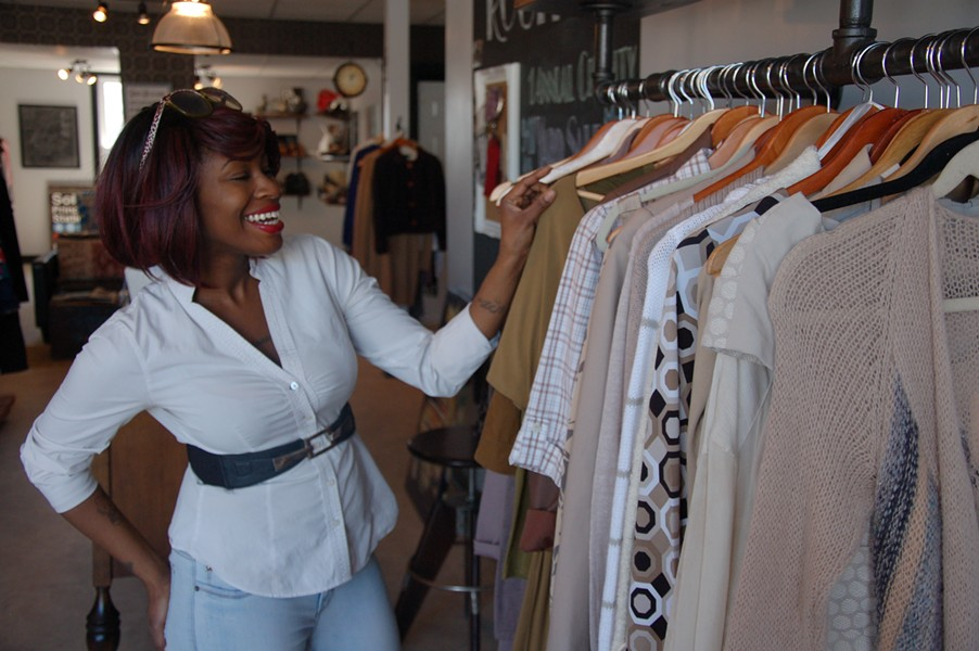Brand name and brand new finds at Room 152