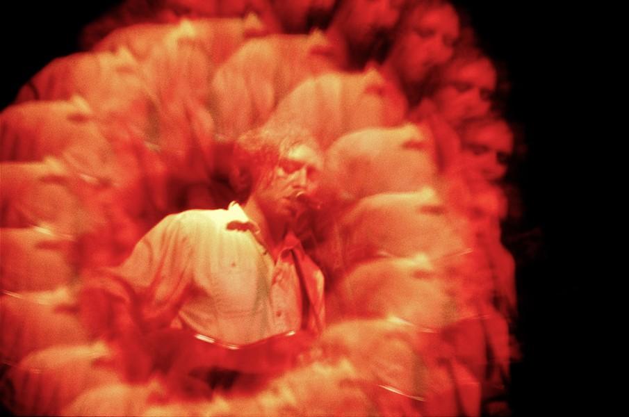 Sheer Agony (Jackson MacIntosh) at The Company House - KATE GIFFIN