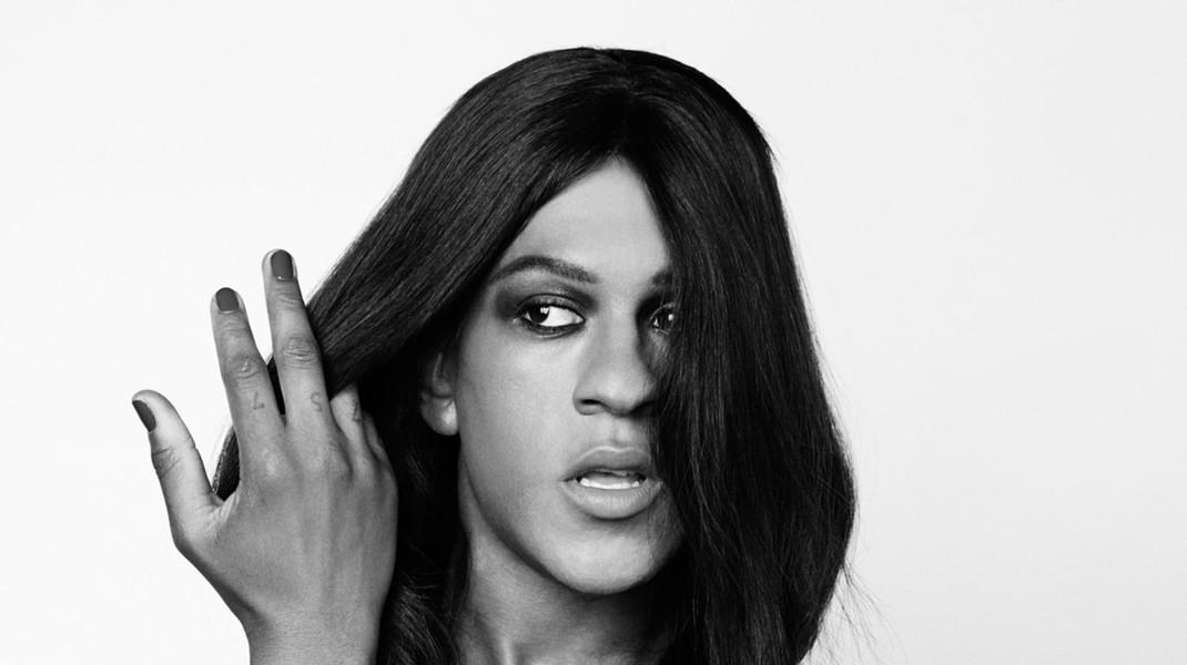 Underground rapper & performance artist Mykki Blanco - BRUNO STAUB