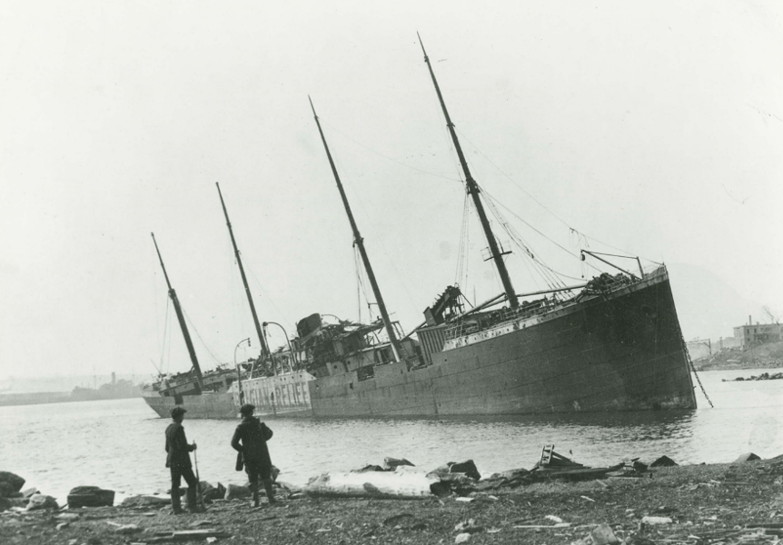 Close to $91,000 in community grants have been recommended to commemorate the Halifax Explosion's 100-year anniversary. - VIA THE MARITIME MUSEUM OF THE ATLANTIC