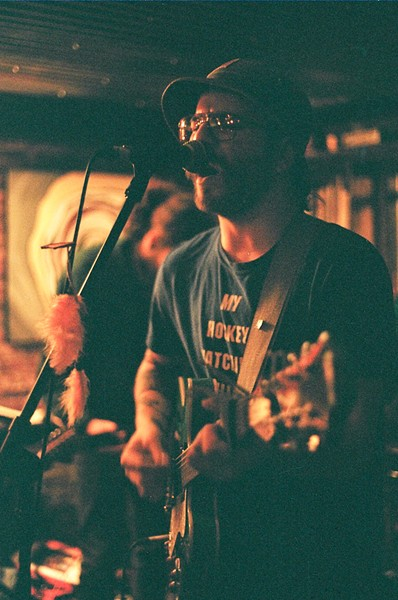 David in the Dark - KATE GIFFIN