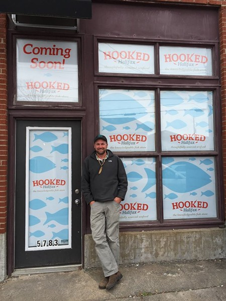Dave Adler is bringing Hooked to Halifax - SUBMITTED