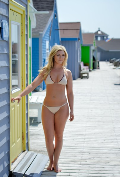 Mëda Swim has us dreaming of sunnier days - SUBMITTED
