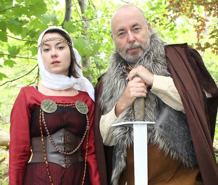 SBTS' King Lear - ANDREA HART/ JESSE MACLEAN