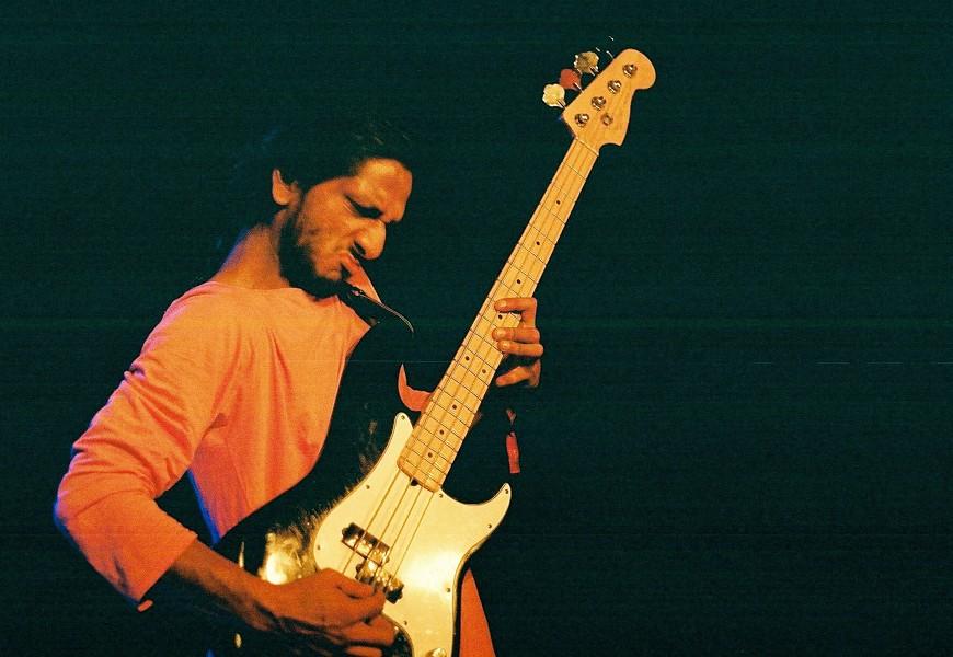Nick Dourado of Century Egg - KATE GIFFIN