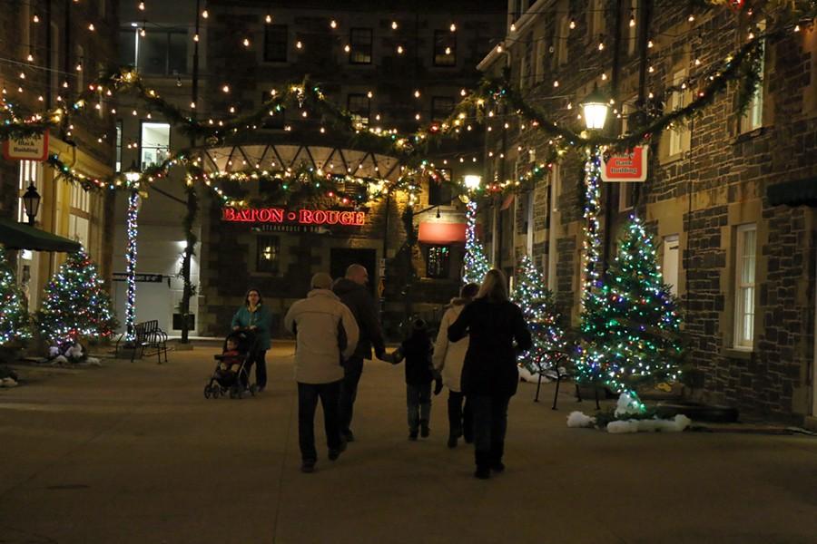 Halifax Lights at Historic Properties