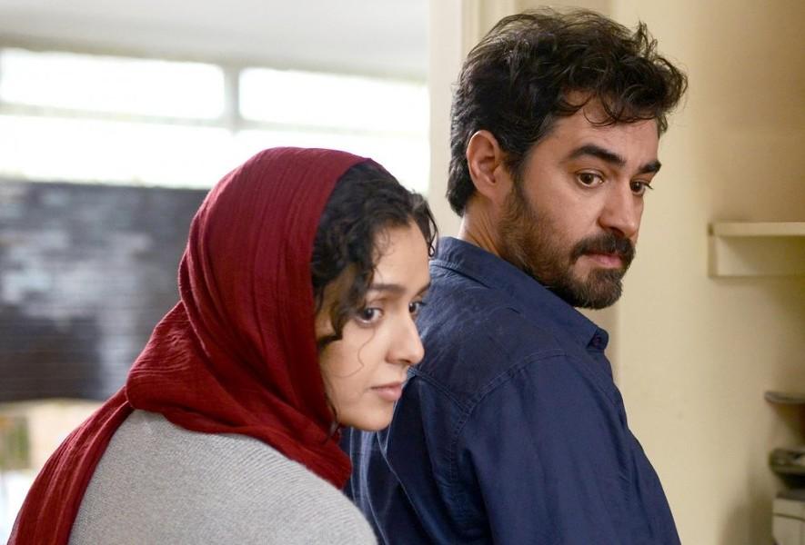 Taraneh Alidoosti and Shahab Hosseini in The Salesman. - VIA IMDB