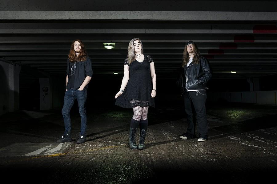 Lionsault, winner of best loud recording - VIA LIONSAULT.BANDCAMP.COM