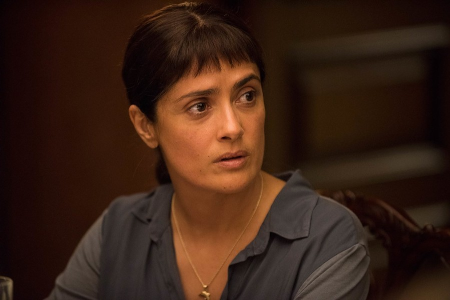 Salma Hayek as the title character. - VIA IMDB