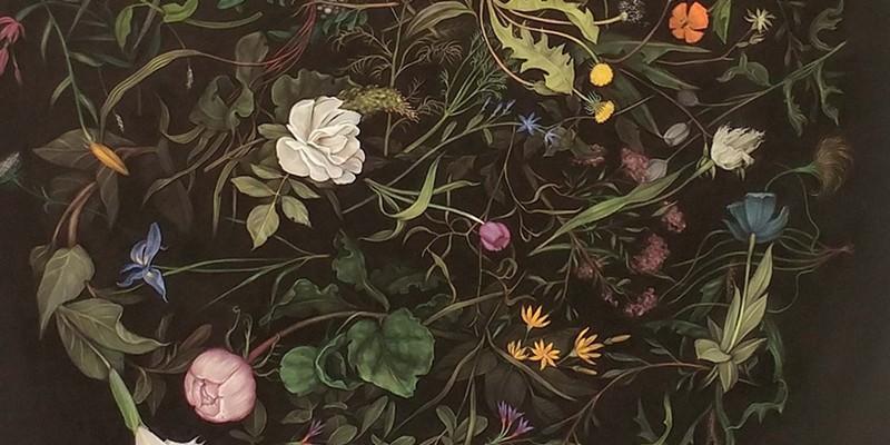 Review: Zachari Logan's Topiary at Anna Leonowens Gallery
