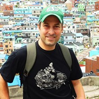 Chris Miller is a conservation biologist with the Canadian Parks and Wilderness Society.