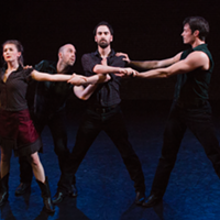 Citadel+Compagnie perform works by Canadian choreographer James Kudelka that celebrate atypical inspirations like Johnny Cash (see 3).