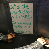 Halifax shelters scramble to keep people warm during winter storm