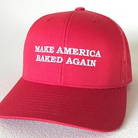 Donald Trump doesn't have this version of the #MAGA hat, but you can grab one on Etsy.