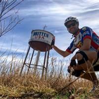Rich Aucoin bike blog #4: Tucumcari, NM to Elk City, OK