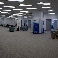 """Volta has just started moving into its new digs, but the vibe is already more """"campus"""" than """"1980s phone company."""""""