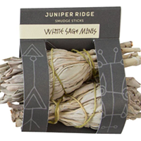 Mini white smudge stick value-pack available at Canada's largest book retailer.