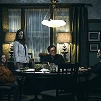 Milly Shapiro, Toni Colette, Gabriel Byrne and Alex Wolff play a family whose troubles just don't end.