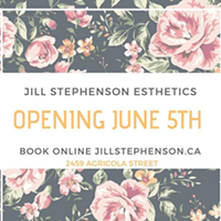 Jill Stephenson Esthetics opens on Agricola Street