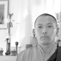 Sakyong Mipham Rinpoche, pictured in 2003.
