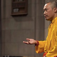 Shambhala spiritual leader Osel Mukpo, better known as Sakyong Mipham Rinpoche.