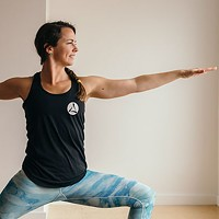 Moksha's Best of Halifax winning yoga instructor, Kelly Wadden