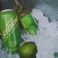 DRINK THIS: Propeller releases rum and ginger in a can