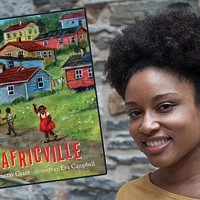 Shauntay Grant builds a sense of home in Africville