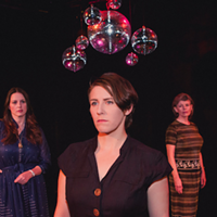 Theatre review: The Little Years  at the Bus Stop