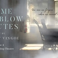 Theatre review: Some Blow Flutes at the Bus Stop