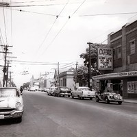 The Oxford circa 1957, courtesy of the Nova Scotia Archives