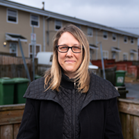 "Rental supplements ""don't always fit the actual needs of people in housing need,"" says Jodi Brown."
