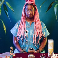 Toronto's Witch Prophet played the 2018 festival.