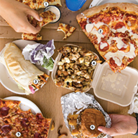 Where to stuff your face after midnight